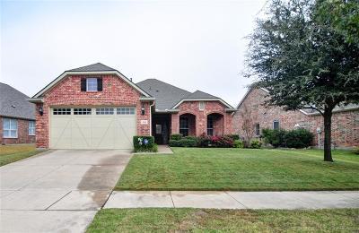 Frisco Single Family Home For Sale: 330 Pebble Beach Drive