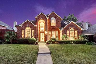 Frisco Single Family Home Active Option Contract: 8501 Stoneview Drive