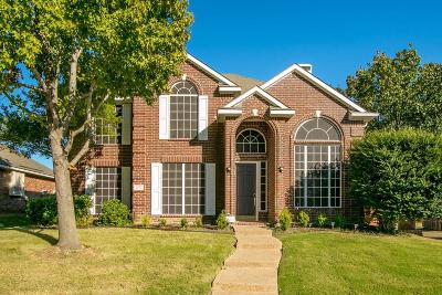 Lewisville Single Family Home For Sale: 2757 Hillview Drive