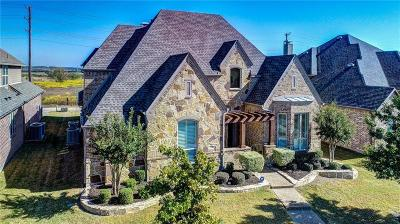 Frisco Single Family Home Active Option Contract: 13028 Belle Isle Lane