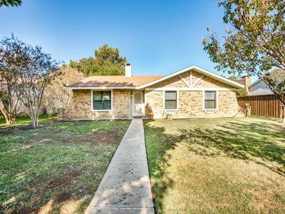 Dallas County, Denton County Single Family Home For Sale: 1603 Delaford Drive