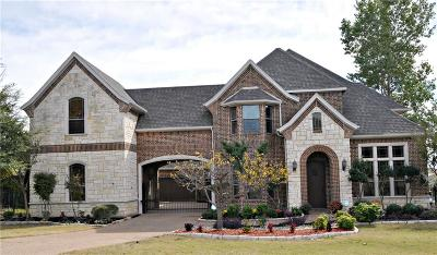 Fort Worth Single Family Home For Sale: 8808 Summit Point