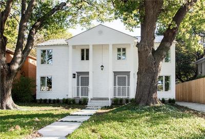 Dallas Multi Family Home For Sale: 5306 Glenwick