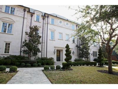 Highland Park, University Park Condo For Sale: 4608 Abbott Avenue #103