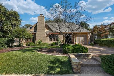 Fort Worth Single Family Home For Sale: 2131 Warner Road