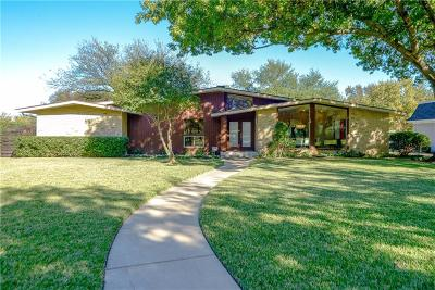 Richardson Single Family Home For Sale: 2518 Big Horn Lane