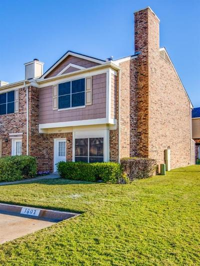Plano Townhouse For Sale: 3801 14th Street #1607