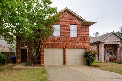 Flower Mound Single Family Home Active Option Contract: 1773 Prescott Drive