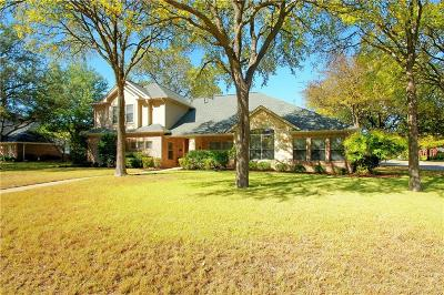 Denton Single Family Home For Sale: 45 Rolling Hills Circle