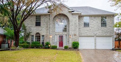 Park Glen, Park Glen Add Single Family Home For Sale: 5413 Bryce Canyon Drive