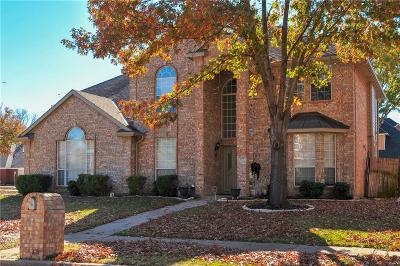 Grand Prairie Single Family Home Active Option Contract: 577 Winston Street