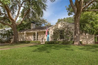 Fort Worth Single Family Home For Sale: 3508 Dorothy Lane N
