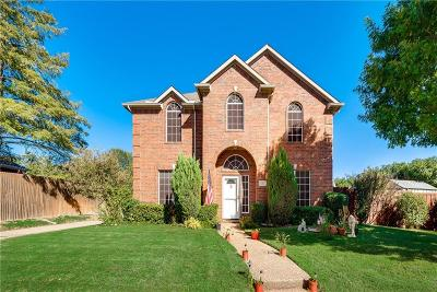 Lewisville Single Family Home For Sale: 1301 Colby Drive