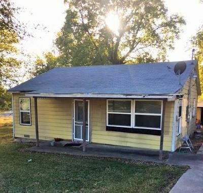 Blue Ridge Single Family Home For Sale: 400 S Business Highway 78