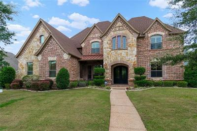 Colleyville Single Family Home For Sale: 6104 Equestrian Court