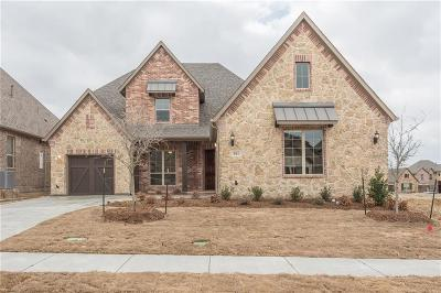 Rockwall Single Family Home For Sale: 921 Amber Knoll Drive