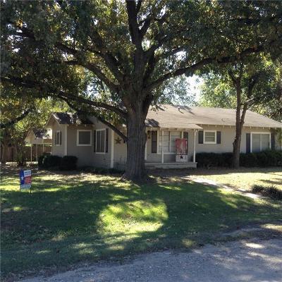 Hubbard Single Family Home For Sale: 206 NE 7th Street