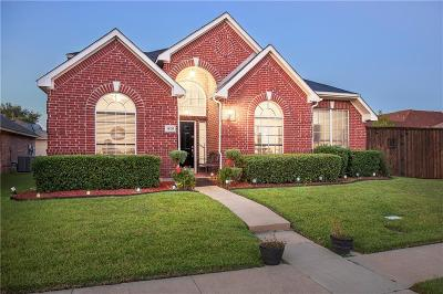 Lewisville Single Family Home For Sale: 1601 Yellowstone Avenue