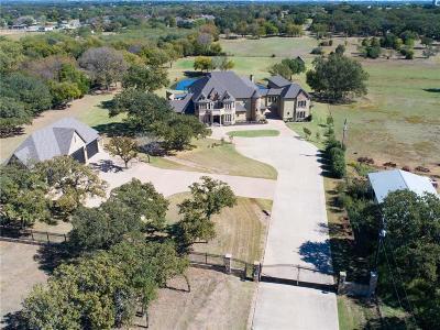 Burleson Single Family Home Active Option Contract: 4241 Sherman Oaks Court