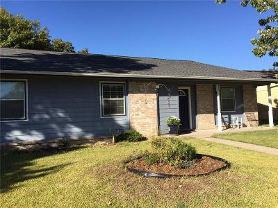 Allen Single Family Home For Sale: 813 Valley View Drive