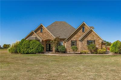 Forney Single Family Home For Sale: 11041 Helms Trail
