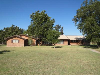 Cross Plains Single Family Home For Sale: 117 E Cypress Street