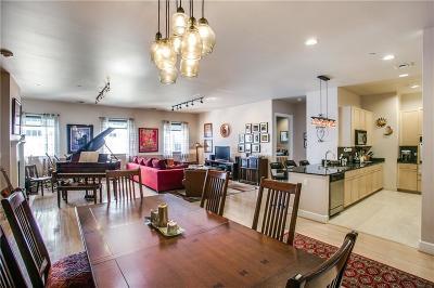 Dallas Condo For Sale: 1505 Elm Street #1604