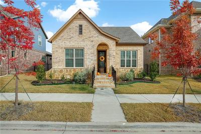 Dallas County, Denton County Single Family Home For Sale: 1121 Moonstone Street
