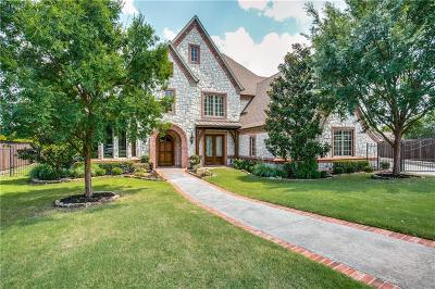 Colleyville Single Family Home For Sale: 505 Liberty Court