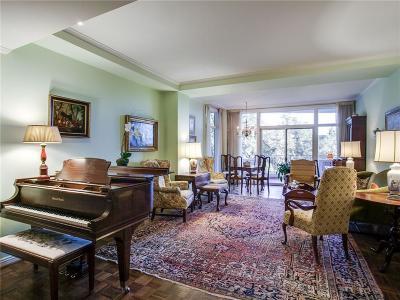 Highland Park, University Park Condo For Sale: 4500 Roland Avenue #401