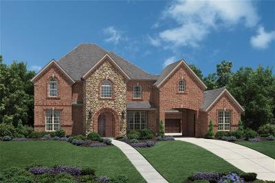 Colleyville Single Family Home For Sale: 6716 Whittier Lane