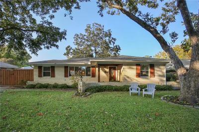 Single Family Home Active Option Contract: 10615 Larchfield Lane