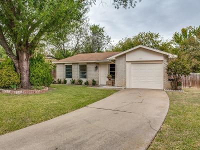Haltom City Single Family Home For Sale: 5725 Western Circle
