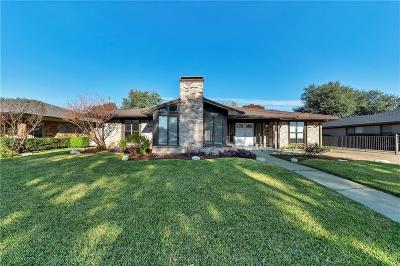 Fort Worth Single Family Home For Sale: 4516 Cinnamon Hill Drive