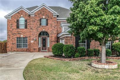 Grand Prairie Single Family Home For Sale: 2212 Bald Eagle Way