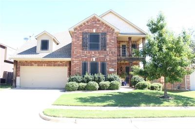 Watauga Single Family Home For Sale: 8208 Courtney Way