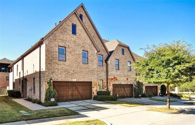 Carrollton Townhouse Active Option Contract: 4285 Haskell Drive
