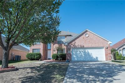 Haltom City Single Family Home For Sale: 5901 Echo Bluff Drive