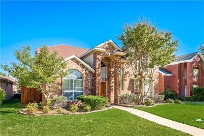 Allen Single Family Home For Sale: 809 Kipling Drive