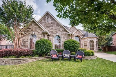Keller Single Family Home For Sale: 2404 Creekwood Court