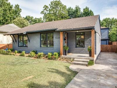 Single Family Home For Sale: 4224 Sexton Lane