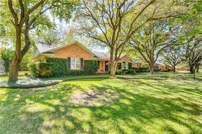 Single Family Home For Sale: 4018 Courtshire Drive
