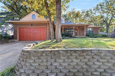 Grapevine Single Family Home For Sale: 2161 Steeplewood Drive