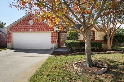 Dallas, Fort Worth Single Family Home For Sale: 4800 Campfire Court