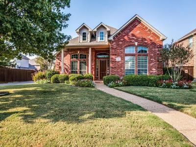 Frisco Single Family Home Active Option Contract: 3468 Barkwood Lane