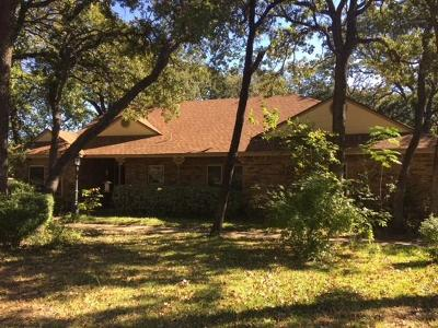 Keller Single Family Home For Sale: 1133 Misty Oak Lane