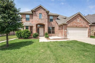 Wylie Single Family Home For Sale: 1916 Fair Parke Lane