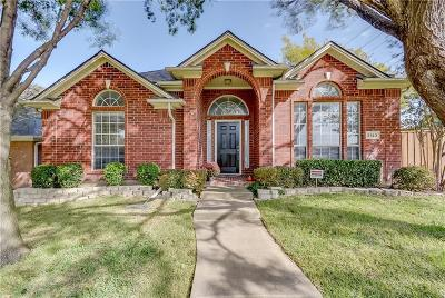 Single Family Home Active Option Contract: 3743 Granbury Drive