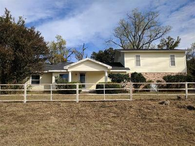 Millsap Single Family Home Active Contingent: 5701 Lazy Bend Road
