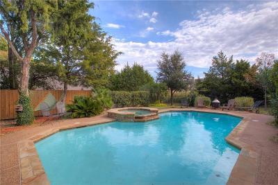 Heath Single Family Home For Sale: 1209 Cedar Ridge Road